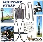 WOSS Military Strap Trainer, Gunmetal...