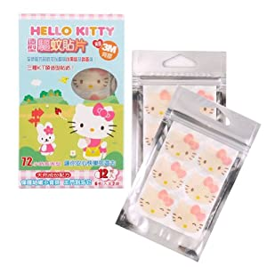Hello Kitty Mosquito Repellent Patch