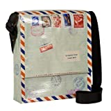 BlueQ Airmail Messenger Bag