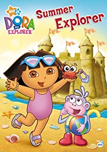 Dora The Explorer - Summer Explorer from Paramount Home Video / Nickelodeon