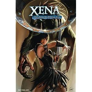 Xena Warrior Princess Omnibus 1 (Xena: Warrior Princess Omnibus)