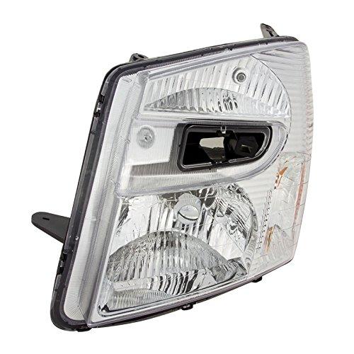 Left Only Fits 08-10 CHEVROLET MALIBU LS,LT MODELS TAIL LIGHT  Driver Side