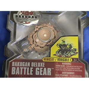 Bakugan Battle Gear Deluxe - IMPALATON - Colours Vary
