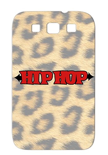 Tpu Red Scratch-Free Music Hip Hop Raper Music Rap Dj Breakdance Mc Beat Battle Rapper Hip Hop Letters F2 Cover Case For Sumsang Galaxy S3
