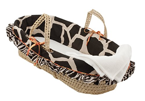 Cotton Tale Designs Moses Basket, Sumba