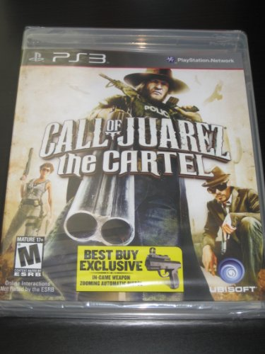 Call of Juarez: The Cartel Best Buy Exclusive w/Zooming Automatic Pistol