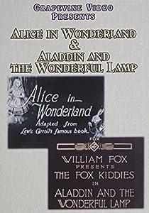Alice in Wonderland / Aladdin & The Wonderful Lamp
