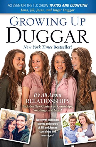 Growing Up Duggar PDF