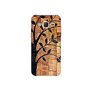 Samsung galaxy J3 nkt06 (34) Mobile Case by Mott2 - Nature on Wood (Limited Time Offers,Please Check the Details Below)