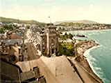 C1895 SCOTLAND East Bay, Dunoon Photograph * 250gsm A3 Gloss Art Card Reproduction Poster