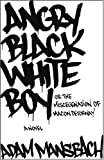 img - for Angry Black White Boy: A Novel book / textbook / text book
