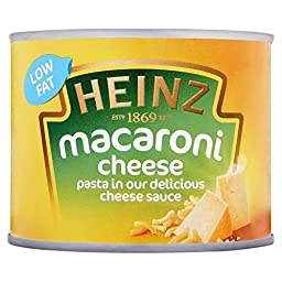Heinz Low Fat Macaroni Cheese (200g) - Pack of 2
