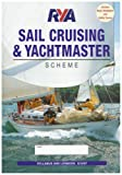 Cover of RYA Sail Cruising Syllabus and Logbook by Royal Yachting Association 1905104987