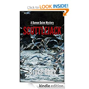 Scuttlejack (A Damon Quinn Mystery)