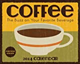 Coffee 2014 Mini Day-to-Day Calendar