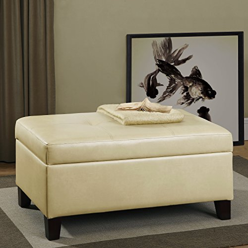 Sofa Storage Ottoman Living Room Bedroom Furniture