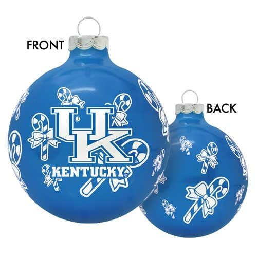 "NCAA Kentucky Wildcats Traditional 2 5/8"" Ornament at Amazon.com"