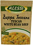 Alessi Zuppa Toscana Tuscan White Bean Soup, 6 Ounce, (Pack of  6)