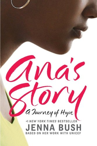 Cover of Ana's Story: A Journey of Hope