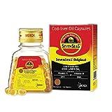 Seven Seas Cod Liver Oil - 100 capsules