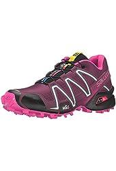 Salomon Women's Speedcross 3 W Trail Running Shoe