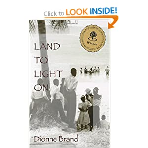 Land to Light On Dionne Brand