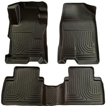 1978-1982 CHEVROLET CORVETTE FACTORY FIT RETRACTABLE BLACK SEAT BELTS 2 SETS