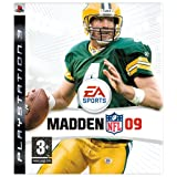 Madden NFL 09 (PS3)by Electronic Arts