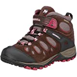 Merrell Kids Cham Strap Mid WTPF Waterproof Boot