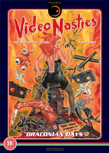 Video Nasties: The Definitive Guide 2 Limited Edtion of 6,666 [DVD]