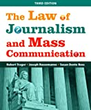 img - for The Law of Journalism and Mass Communication book / textbook / text book