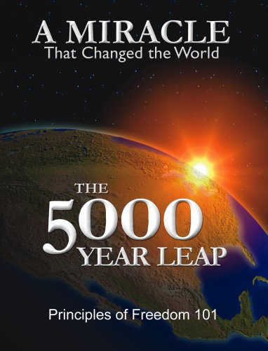 The 5000 Year Leap (Original Authorized Edition) [8 disk set]: W. Cleon Skousen, Read by Earl Taylor Jr.: 9780880801522: Amazon.com: Books
