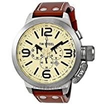 TW Steel Canteen Chronograph Mens Watch TW3R