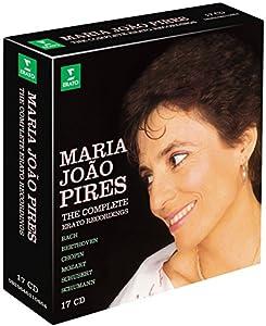 Maria João Pires : The Complete Erato Recordings