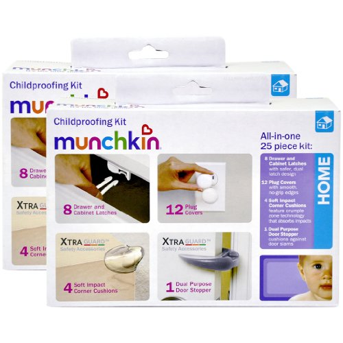 Munchkin Childproofing Kit - 2 Pack - 1