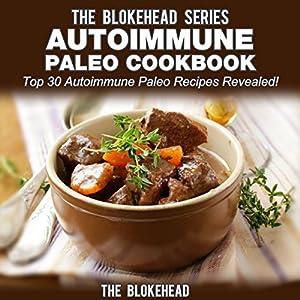 Autoimmune Paleo Cookbook Audiobook