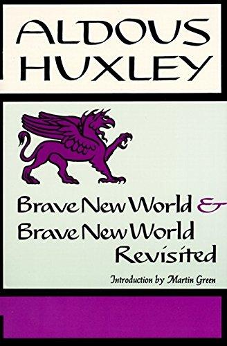 essays on brave new world aldous huxley Brave new world by aldous huxley essay - world literature buy best quality custom written brave new world by aldous huxley essay.