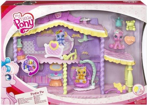 Hasbro - My Little Pony - 897031480 - Figurine - Accessoire - Bébé Poney Grande Maison