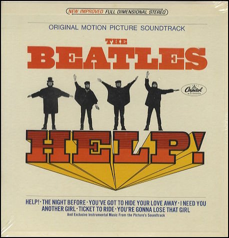 Help! [Vinyl] US release by The Beatles