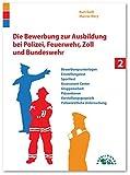 Image de Die Bewerbung zur Ausbildung bei Polizei, Feuerwehr, Zoll und Bundeswehr: Alles über Bewerbungsunte