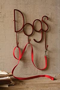 Dogs Leash, Key and Coat Hook by Kalalou