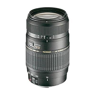 Tamron 70-300mm 1:2 F/4-5.6 DI LD Macro Lens Pro Kit For Canon EOS