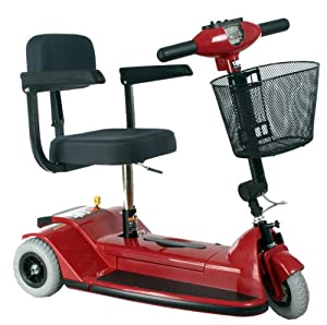 Zip'r 3-Wheel Compact Scooter (Options - Color: Blue)