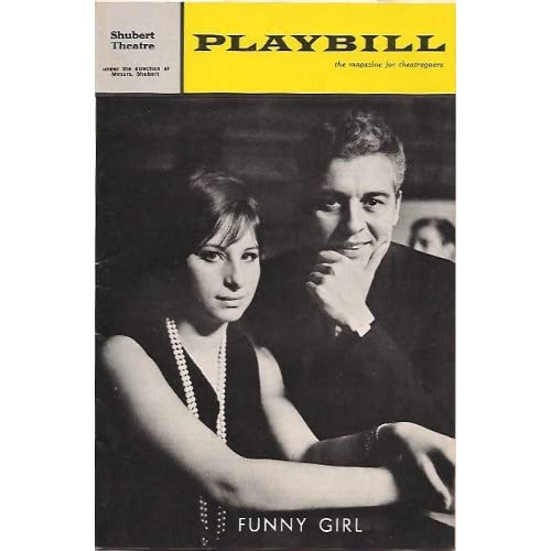 funny girl 1964 musical This 1964 mono release (vas 2059) has a slightly different take of cornet man than the stereo release.