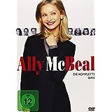Ally McBeal - Die komplette Serie 30 DVDs