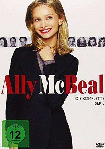 Ally McBeal - Die komplette Serie [30 DVDs] hier kaufen