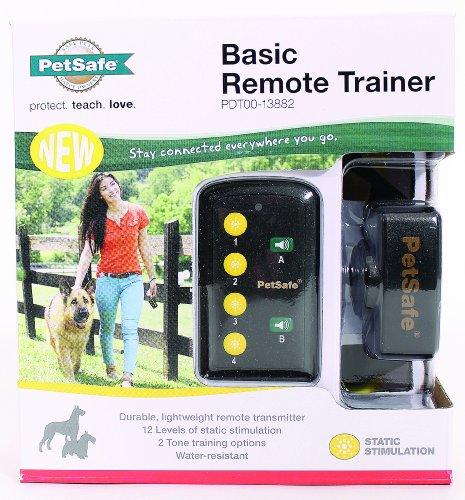 Petsafe - Electronics Pdt00-13882 Basic Remote Trainer Black Dogs 8+ Lb