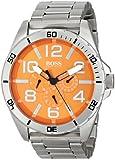 Hugo Boss Herren-Armbanduhr XL Chronograph Quarz Edelstahl 1512944