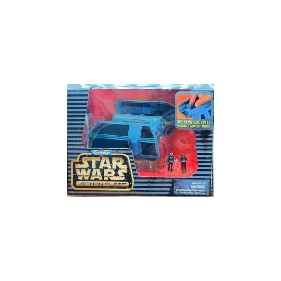 Star Wars Micro Machines Tie Bomber