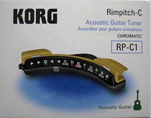 korg sound hole mounting tuner acoustic guitar rimpitch c rimupitchi c japan ebay. Black Bedroom Furniture Sets. Home Design Ideas